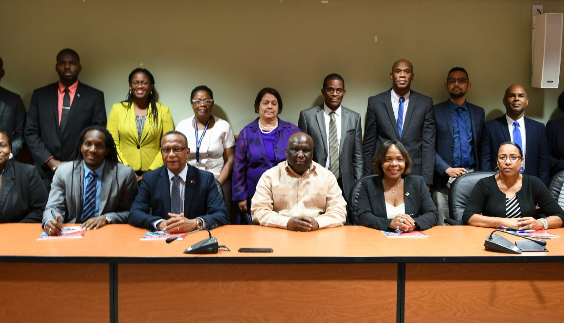 Ministers & Officals at 2nd Ministerial Forum