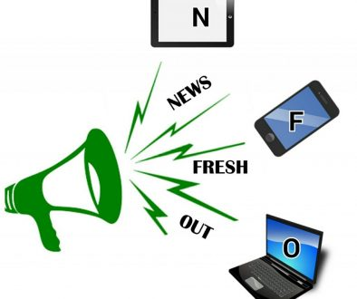 News Fresh Out logo